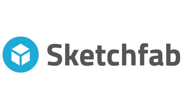 Sketchfab logo eedebb1e93f9aa0d1a32f1d6cfb4d71265785f587c854f9ed7197db13c833f5b